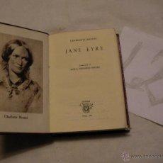 Libros antiguos: ANTIGUO LIBRO COLECCION CRISOL - JANE EYRE - CHARLOTTE BRONTE. Lote 40687671