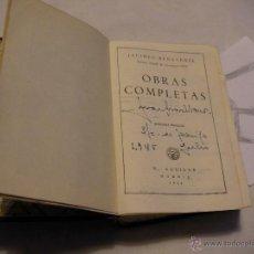 Libros antiguos: ANTIGUO LIBRO COLECCION CRISOL - OBRAS COMPLETAS V - JACINTO BENAVENTE. Lote 40687810