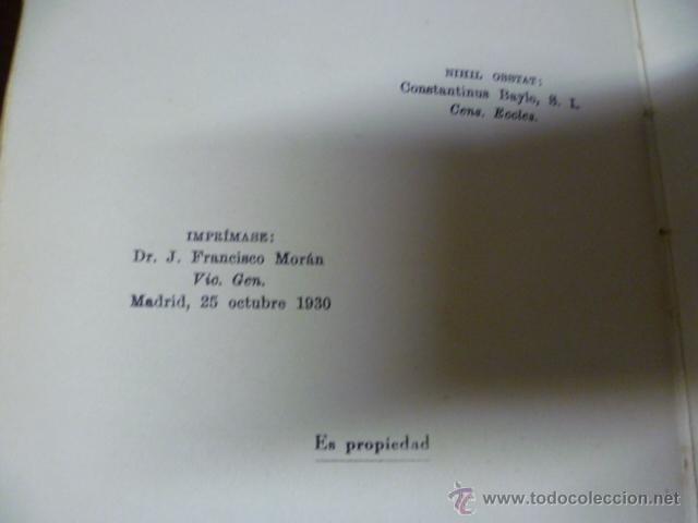 Libros antiguos: JOAQUIN AZPIAZU. TU Y ELLA. EDITORIAL RAZON Y FE. RUSTICA. 200 PAGINAS - 1930 - Foto 5 - 40702246