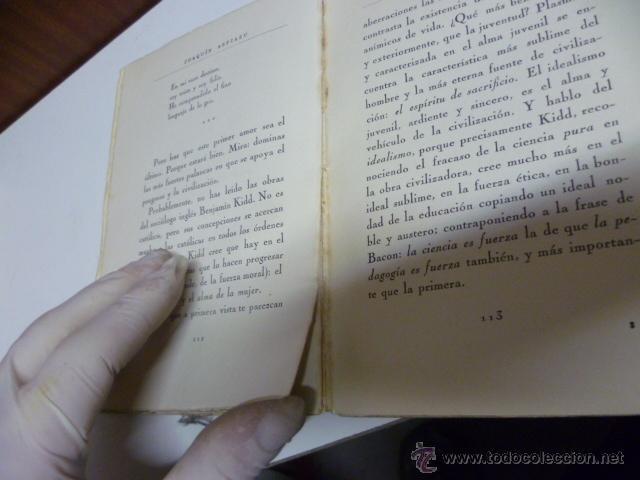 Libros antiguos: JOAQUIN AZPIAZU. TU Y ELLA. EDITORIAL RAZON Y FE. RUSTICA. 200 PAGINAS - 1930 - Foto 6 - 40702246