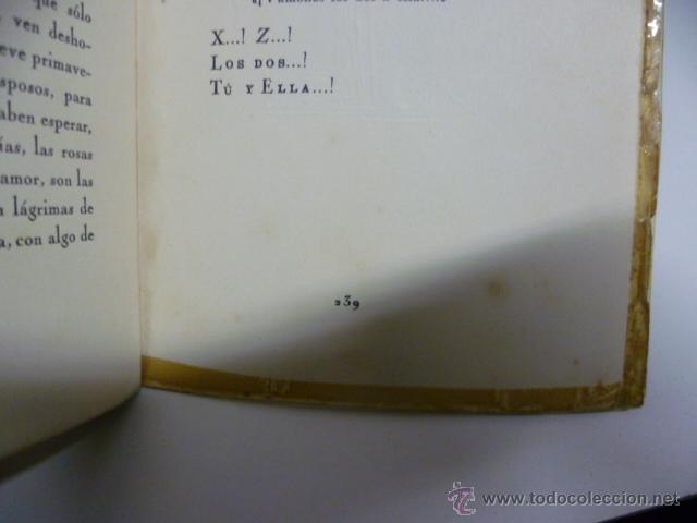 Libros antiguos: JOAQUIN AZPIAZU. TU Y ELLA. EDITORIAL RAZON Y FE. RUSTICA. 200 PAGINAS - 1930 - Foto 7 - 40702246