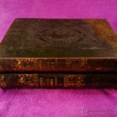 Libros antiguos: HISTORIA DE LA MARINA REAL ESPAÑOLA. D. JOSE MARCH Y LABORES 1854-1856. Lote 40715989