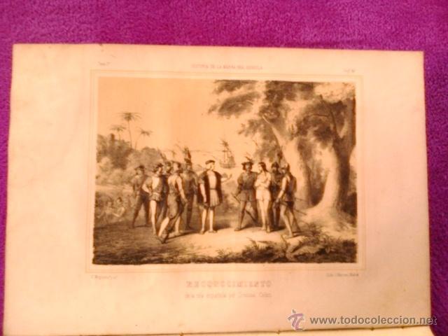 Libros antiguos: HISTORIA DE LA MARINA REAL ESPAÑOLA. D. JOSE MARCH Y LABORES 1854-1856 - Foto 5 - 40715989