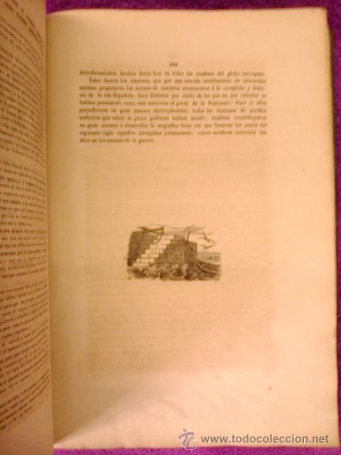 Libros antiguos: HISTORIA DE LA MARINA REAL ESPAÑOLA. D. JOSE MARCH Y LABORES 1854-1856 - Foto 7 - 40715989
