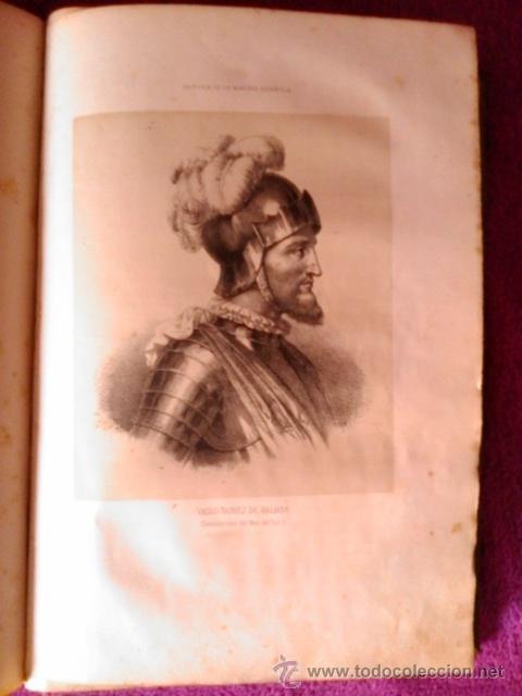 Libros antiguos: HISTORIA DE LA MARINA REAL ESPAÑOLA. D. JOSE MARCH Y LABORES 1854-1856 - Foto 8 - 40715989