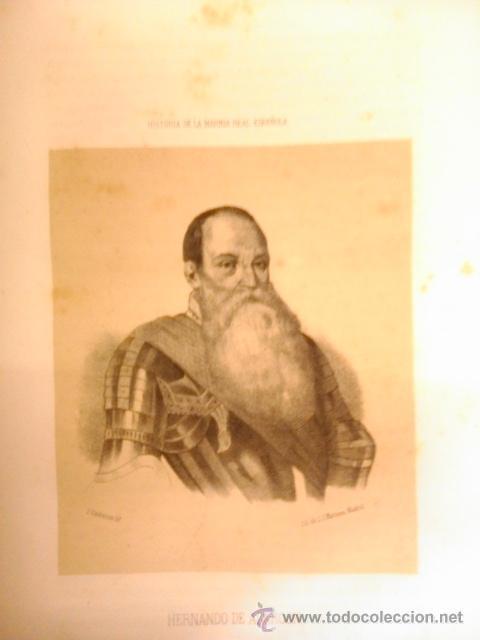 Libros antiguos: HISTORIA DE LA MARINA REAL ESPAÑOLA. D. JOSE MARCH Y LABORES 1854-1856 - Foto 11 - 40715989