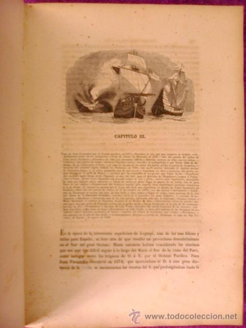 Libros antiguos: HISTORIA DE LA MARINA REAL ESPAÑOLA. D. JOSE MARCH Y LABORES 1854-1856 - Foto 12 - 40715989