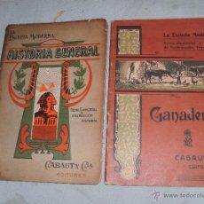 Libros antiguos: LA ESCUELA MODERNA - 21 EJEMPLARES -. Lote 40720156