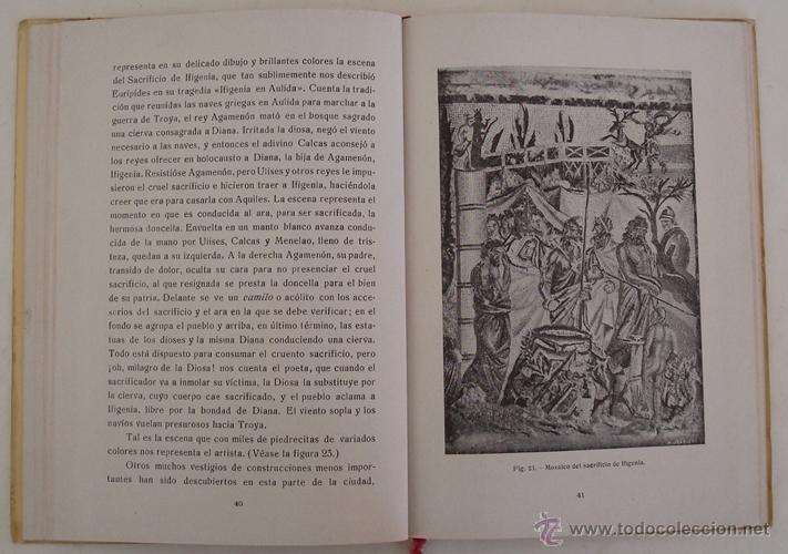 Libros antiguos: GUÍA ILUSTRADA DE LAS RUINAS DE AMPURIAS Y COSTA BRAVA CATALANA MANUEL CAZURRO - Foto 8 - 40737070