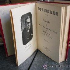 Libros antiguos: TODOS LOS SECRETOS DEL BILLAR, POR D. JULIO ADORJAN - JORRO EDITORES - ESPAÑA - 1930 - RELIQUIA!!. Lote 126362272