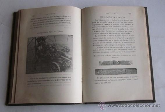 Libros antiguos: LA TIERRA Y SUS AGUAS OCULTAS - IGNACIO RUIZ - AÑO 1935 - Foto 3 - 40816637