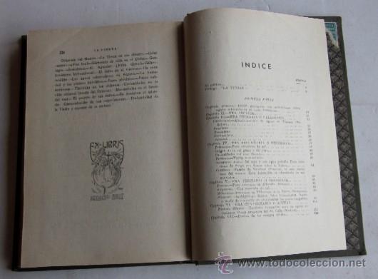 Libros antiguos: LA TIERRA Y SUS AGUAS OCULTAS - IGNACIO RUIZ - AÑO 1935 - Foto 5 - 40816637