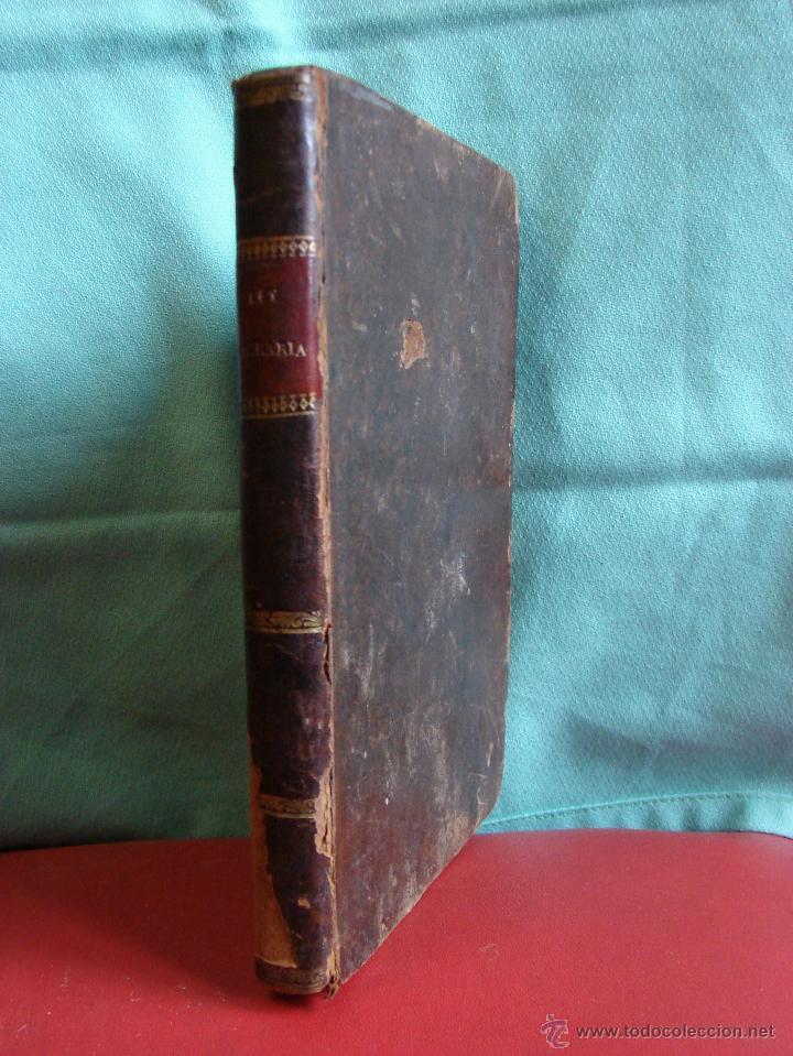 INFORME SOCIEDAD ECONOMICA DE MADRID.LEY AGRARIA. GASPAR MELCHOR DE JOVELLANOS. 1820 (Libros Antiguos, Raros y Curiosos - Historia - Otros)