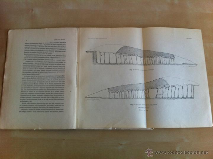 Libros antiguos: BOLETÍN DE LA SOCIEDAD ESPAÑOLA DE EXCURSIONES. 10 TOMOS. ENTRE 1924 Y 1946. HAUSER Y MENET. - Foto 7 - 40903018