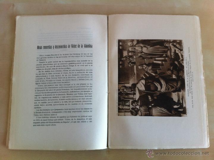 Libros antiguos: BOLETÍN DE LA SOCIEDAD ESPAÑOLA DE EXCURSIONES. 10 TOMOS. ENTRE 1924 Y 1946. HAUSER Y MENET. - Foto 12 - 40903018