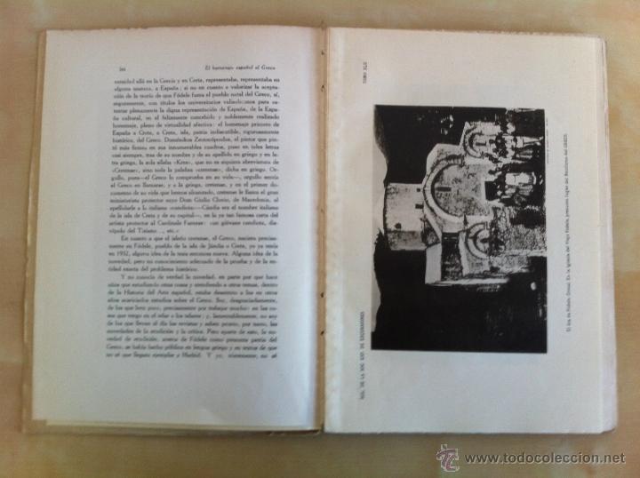 Libros antiguos: BOLETÍN DE LA SOCIEDAD ESPAÑOLA DE EXCURSIONES. 10 TOMOS. ENTRE 1924 Y 1946. HAUSER Y MENET. - Foto 31 - 40903018