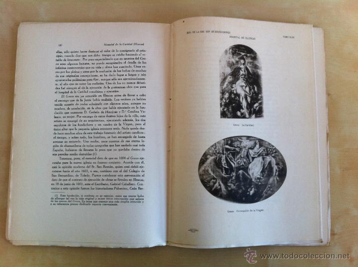 Libros antiguos: BOLETÍN DE LA SOCIEDAD ESPAÑOLA DE EXCURSIONES. 10 TOMOS. ENTRE 1924 Y 1946. HAUSER Y MENET. - Foto 36 - 40903018