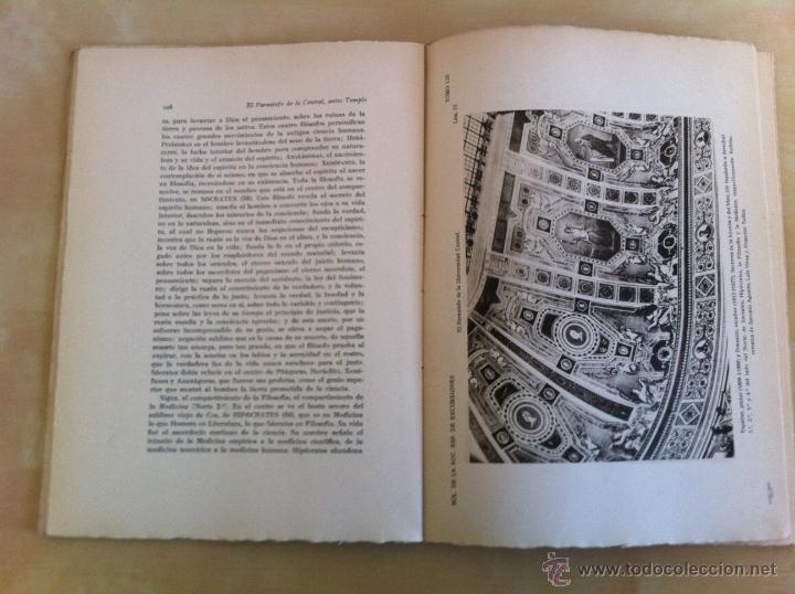 Libros antiguos: BOLETÍN DE LA SOCIEDAD ESPAÑOLA DE EXCURSIONES. 10 TOMOS. ENTRE 1924 Y 1946. HAUSER Y MENET. - Foto 47 - 40903018