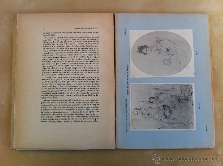 Libros antiguos: BOLETÍN DE LA SOCIEDAD ESPAÑOLA DE EXCURSIONES. 10 TOMOS. ENTRE 1924 Y 1946. HAUSER Y MENET. - Foto 54 - 40903018