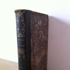 Libros antiguos: L'INDIVIDU ET L'ÉTAT. PAR M.CH.DUPONT-WHITE. PARIS 1858. LIBRAIRIE DE GUILLAUMIN ET CIE, ÉDITEURS.. Lote 40924549