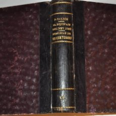 Libros antiguos: EPISODIOS NACIONALES BENITO PÉREZ GALDÓS. RM64031. Lote 40936450