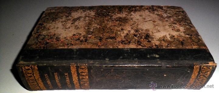 NOVEAUX ELÉMENTS D´HISTORIE GÉNÉRALE. PAR D. LÉVI (ALVARÈS) (Libros Antiguos, Raros y Curiosos - Otros Idiomas)