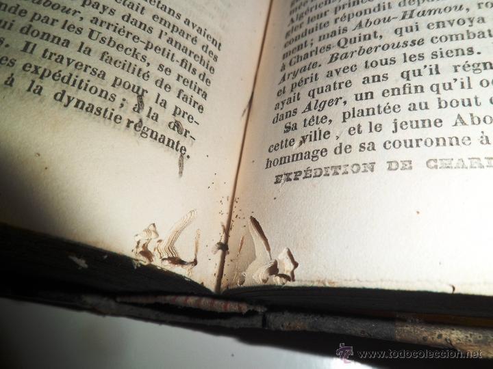 Libros antiguos: NOVEAUX ELÉMENTS D´HISTORIE GÉNÉRALE. PAR D. LÉVI (ALVARÈS) - Foto 3 - 40962789