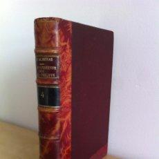 Libros antiguos: LA VIE PARISIENNE. SOUS LOUIS-PHILIPPE. FIRMADO POR EL AUTOR: HENRI D'ALMERAS. PARIS ALBIN MICHEL.. Lote 40968878