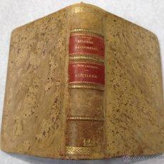 Libros antiguos: EPISODIOS NACIONALES - BENITO PEREZ GALDOS - DE OÑATE A LA GRANJA - LUCHANA - 1919. Lote 40976378