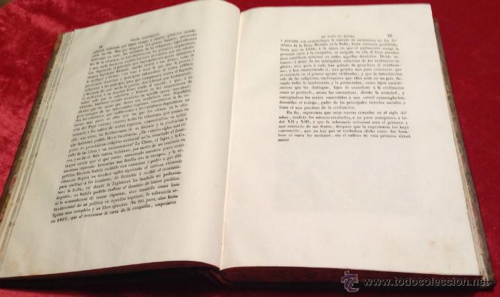 Libros antiguos: Michelena Rojas. Viajes cientificos en todo el mundo desde 1822 a 1842. Oceania Malasia Polinesia . - Foto 2 - 41008616