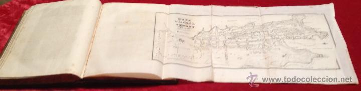 Libros antiguos: Michelena Rojas. Viajes cientificos en todo el mundo desde 1822 a 1842. Oceania Malasia Polinesia . - Foto 3 - 41008616