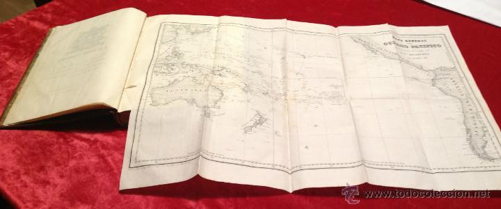 Libros antiguos: Michelena Rojas. Viajes cientificos en todo el mundo desde 1822 a 1842. Oceania Malasia Polinesia . - Foto 4 - 41008616
