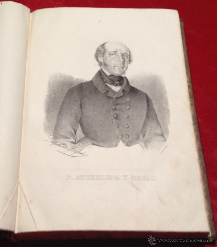 Libros antiguos: Michelena Rojas. Viajes cientificos en todo el mundo desde 1822 a 1842. Oceania Malasia Polinesia . - Foto 7 - 41008616