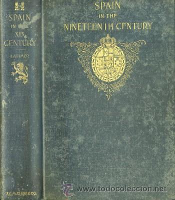 Libros antiguos: SPAIN IN THE NINENTH CENTURY. A-HE-440 - Foto 1 - 41027367