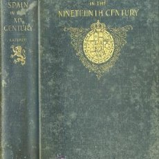 Libros antiguos: SPAIN IN THE NINENTH CENTURY. A-HE-440. Lote 41027367