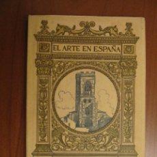 Libros antiguos: PALENCIA. EL ARTE EN ESPAÑA Nº16. EDICIÓN THOMAS. PATRONATO DE LA COMISARÍA REGIA DEL TURISMO. Lote 125445672