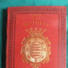 Libros antiguos: J,ORTEGA RUBIO.HISTORIA VALLADOLID 1881. Lote 41146983