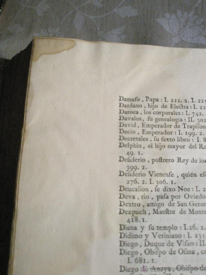 Libros antiguos: HISTORIA GENERAL DE ESPAÑA. COMPUESTA, ENMENDADADA Y AÑADIDA POR EL PADRE JUAN DE MARIANA DE LA COMP - Foto 10 - 41268603