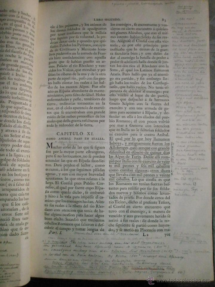 Libros antiguos: HISTORIA GENERAL DE ESPAÑA. COMPUESTA, ENMENDADADA Y AÑADIDA POR EL PADRE JUAN DE MARIANA DE LA COMP - Foto 18 - 41268603