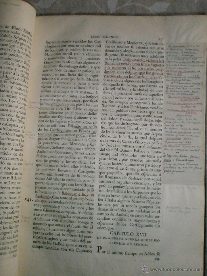 Libros antiguos: HISTORIA GENERAL DE ESPAÑA. COMPUESTA, ENMENDADADA Y AÑADIDA POR EL PADRE JUAN DE MARIANA DE LA COMP - Foto 19 - 41268603