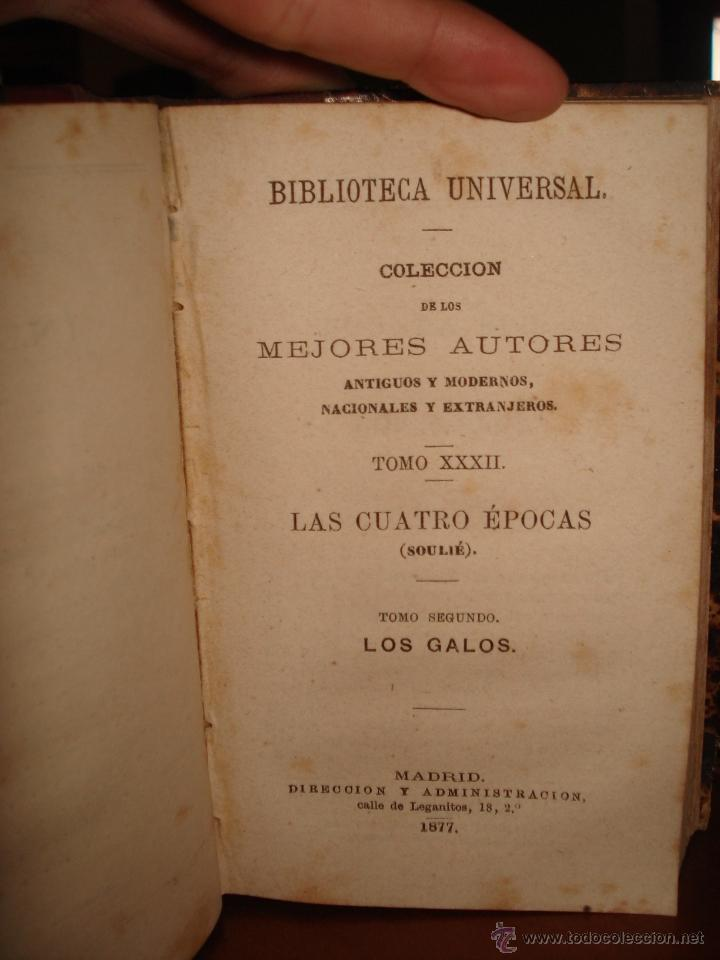 Libros antiguos: obras de santa Teresa - las cuatro épocas segundo tomo - Juan ruiz de Alarcon - Foto 3 - 41337116