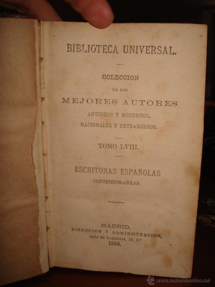 Libros antiguos: escritoras españolas contemporaneas - Tarass Boulba - poetas americanos - Foto 2 - 41337159