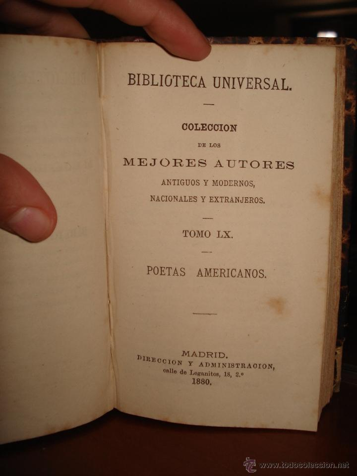 Libros antiguos: escritoras españolas contemporaneas - Tarass Boulba - poetas americanos - Foto 4 - 41337159