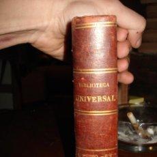 Livres anciens: JOVELLANOS EL DELINCUENTE HONRADO - POETAS CONTEMPORANEOS - LORD BYRON. Lote 41337518