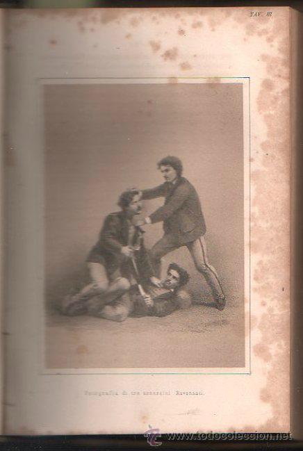 Libros antiguos: LUOMO DELINQUENTE POR EL PROF. CESARE LOMBROSO. FRATELLI BOCCA. ROMA TORINO FIRENZE 1878 - Foto 6 - 26532069