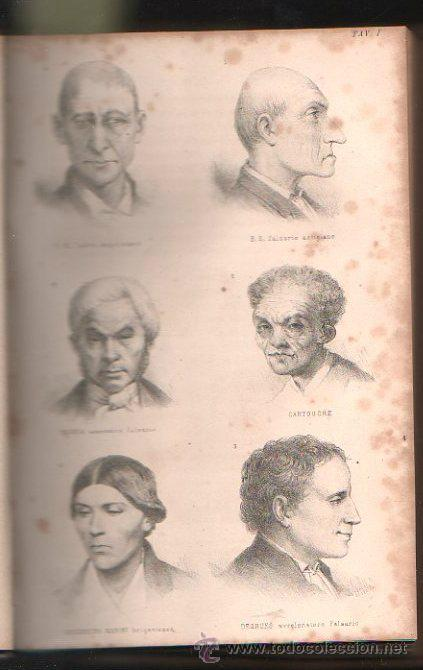 Libros antiguos: LUOMO DELINQUENTE POR EL PROF. CESARE LOMBROSO. FRATELLI BOCCA. ROMA TORINO FIRENZE 1878 - Foto 12 - 26532069