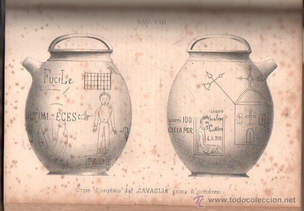 Libros antiguos: LUOMO DELINQUENTE POR EL PROF. CESARE LOMBROSO. FRATELLI BOCCA. ROMA TORINO FIRENZE 1878 - Foto 18 - 26532069
