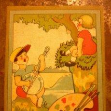 Libros antiguos: CUADERNOS DE PINTURA , EL PEQUEÑO ARTISTA , JUVENTUD .. Lote 41401617