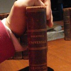 Libros antiguos: 1876, TESORO DE LA POESIA CASTELLANA, FR. GABRIEL TELLEZ, DON PEDRO CALDERON DE LA BARCA.. Lote 41420479