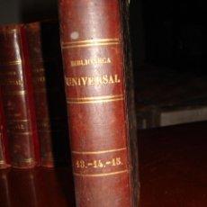 Libros antiguos: 1881, GOETHE, DON MARIANO JOSE DE LARRA ( FIGARO ), . Lote 41420679